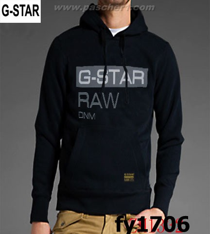 sweat g star face hooded noir capuche,sweat g star taille M,L,XL,XXL